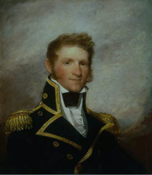 Commodore Thomas McDonough (Macdonough)